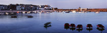 St Ives Harbour, Cornwall, UK. by Tom Hanslien