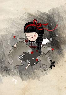 Orfilia by Kristina  Sabaite