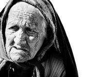 OLd tribal woman