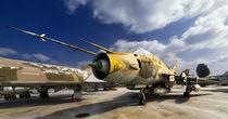 Sukhoi SU-22 by Pablo Vicens