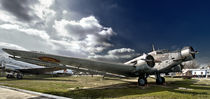 Junkers Ju-52/3m by Pablo Vicens