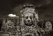 Bayon Tempel by David Pinzer