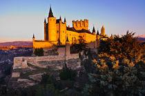 Alcázar de Segovia by Jose María Palomo de la Fuente