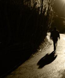 shadow by Jacek Maczka