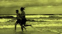 Runners by Jacek Maczka