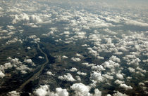 Over clouds by Jacek Maczka