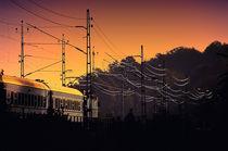 Train von Benny Pettersson