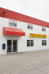 Fast Payday Loans, Flagstaff, Arizona. by Tom Hanslien