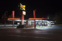 Sonic Fast Food, Roswell, New Mexico. von Tom Hanslien