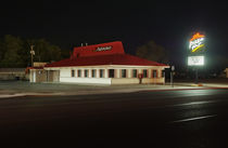 Pizza Hut, Roswell, New Mexico. by Tom Hanslien