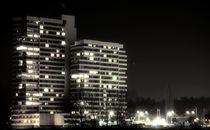 city lights by Gerald Prechtl