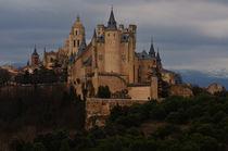 Alcázar y catedral de Segovia by Jose María Palomo de la Fuente