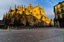 Catedral de Segovia by Jose María Palomo de la Fuente