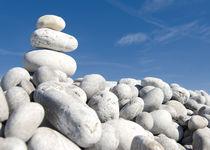 Stones at Cala Jondal Ibiza  von Tamàs Ibiza