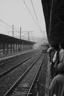 Kota Railway Station von Daniel Swee