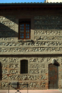 Ancient building in Toulouse, France by bob bingenheimer