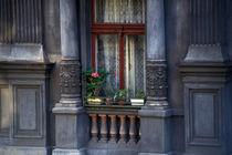 Cityscape detail in Prague. von bob bingenheimer