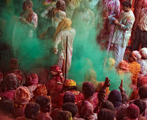 Holi by Prateek  Dubey