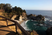California Julia Pfeiffer Burns State Park von Lennox Foster