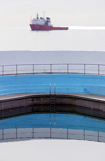 Jubilee Pool-3002, Penzance  von Mike Greenslade