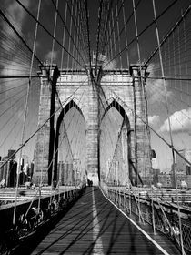 Brooklyn Bridge von Mark Wilson