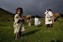 Arhuaco indians, Colombia von Kato Inowe