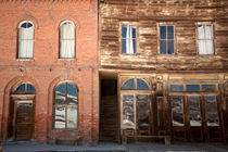 Old abandoned Wild West building - Bodie, California by Jess Gibbs