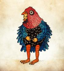 Pájaro by Juan Weiss
