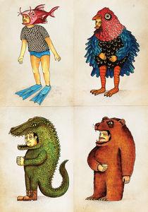 Costumes party von Juan Weiss