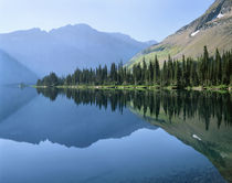 Mountain Lake Reflection von Paul Lemke