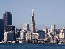 San Francisco Skyline by James Menges