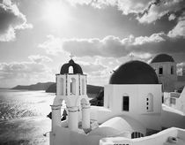 White church by George Grigoriou