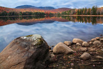 Loon Lake In Autumn von Paul Lemke