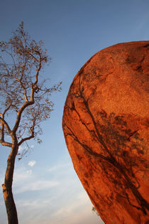 Devil's Marbles by Mike Greenslade