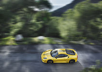 Yellow-Ferrari-430-Scuderia by Philip Elberling