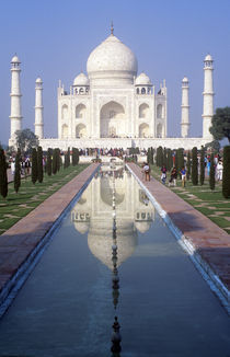 Taj Mahal by Mike Greenslade