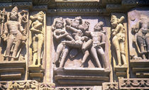 Khajuraho by Mike Greenslade