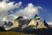 Torres del Paine by Jorge Fernandez