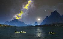 Golden-nebula