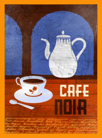 Cafe Noir by Benjamin Bay