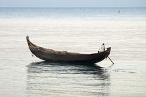 Keralan Boat von Stelios Michael