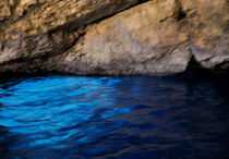 Blue Caves by Pete Saloutos