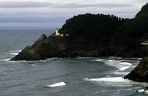 Heceta Head Lighthouse by Douglas Graham