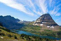 Hidden Lake #3 Glacier National Park Montana USA by Ken Dvorak