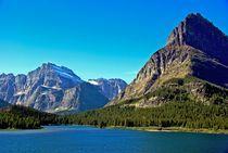 Many Glacier #5 by Ken Dvorak