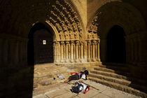 Pilgrimage to Compostela von Xulio Villarino