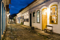 Historic center of Paraty by Ricardo Ribas