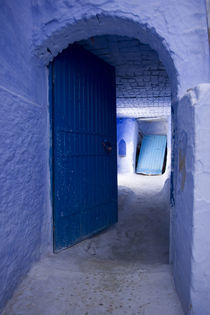 Blue House - Chefchaouen by Tiago  Reis