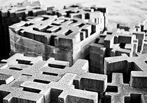 City Blocks. von Guy Woolrych