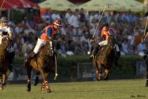 Polo at Sotogrande 3 by Simon Littlejohn